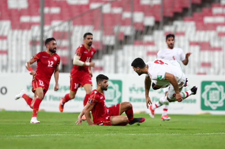 تیم ملی فوتبال ایران , تیم ملی فوتبال بحرین ,