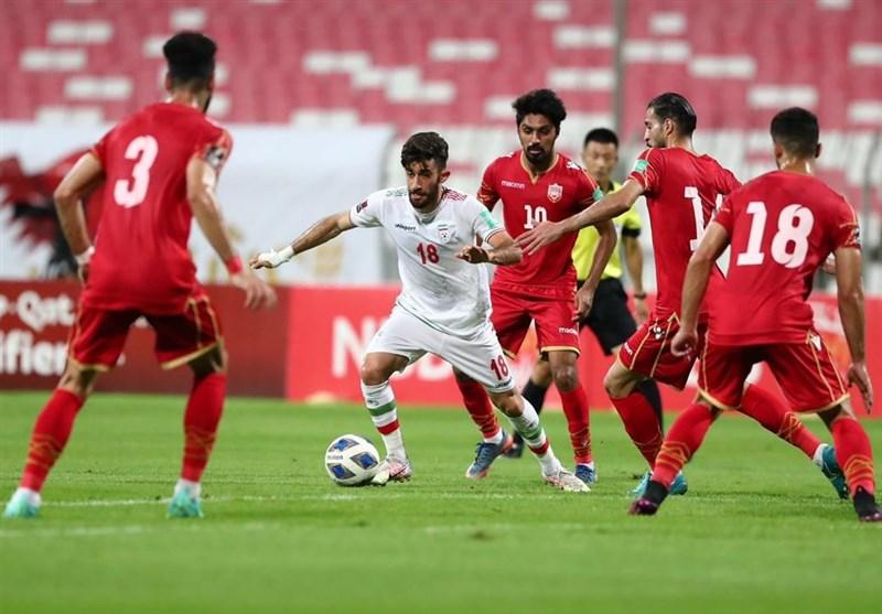 بختیاریزاده: بازی معمولیمان را هم انجام دهیم عراق را شکست خواهیم داد