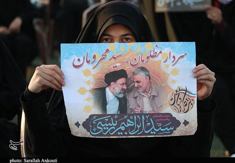 """رئیس شورای ائتلاف خوزستان: مردم 8 سال از """"بیتدبیری و ناکارآمدی"""" رنج بردند /""""رئیسی""""  امید را به کشور تزریق میکند"""