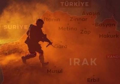 تهدیدات ترکیه و پ.ک.ک در عراق؛ مصادره به مطلوب شرایط بغداد و اربیل از سوی آنکارا