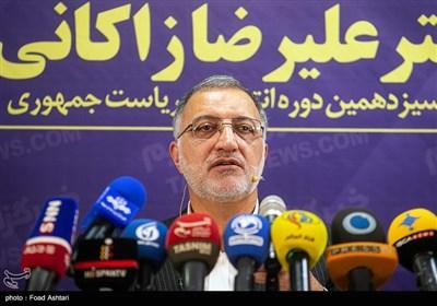 زاکانی: دوران بخور در رو برای مسئولان داخلی تمام شد/ برای ساخت ایران باید متحد شویم