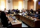 نشست خبری رئیس ستاد انتخاباتی رئیسی در اصفهان به روایت تصویر