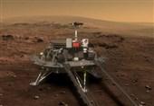 تصویری با کیفیت از منطقه فرود نخستین مریخنورد چینی در مریخ