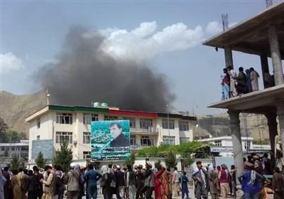 درگیری نیروهای امنیتی با معترضان در شمال شرق افغانستان