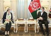 معاون اشرف غنی: حامیان بینالمللی برای گفتوگوهای معنادار به طالبان فشار وارد کنند
