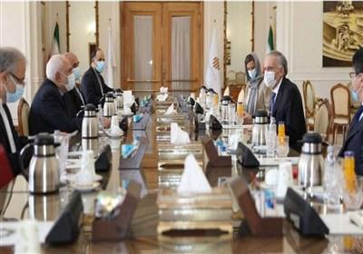 تأکید ظریف بر حمایت ایران از انجام گفتگوهای بینالافغانی