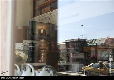 تماشای دومین مناظره نامزدهای ریاست جمهوری -قزوین