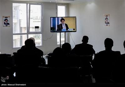 تماشای دومین مناظره نامزدهای ریاست جمهوری