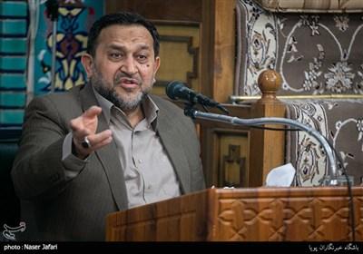 حمیدرضا مقدم فر مشاور رسانهای فرمانده سپاه پاسداران در سلسله مباحث بصیرت افزایی