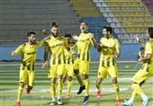 لیگ دسته اول فوتبال پیروزی تیم پارس جنوبیجم و بازگشت به کورس صعود