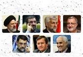 انتخابات 1400| آخرین مناظره نامزدهای ریاست جمهوری با موضوع «دغدغههای مردم»