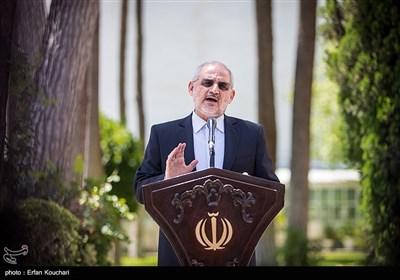 محسن حاجی میرزایی وزیر آموزش و پرورش در حاشیه جلسه هیئت دولت
