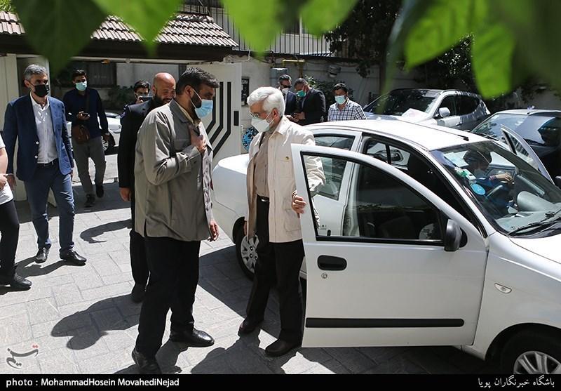 دیدار سعید جلیلی، کاندیدای سیزدهمین دوره انتخابات ریاست جمهوری با نمایندگان تعاونی ها