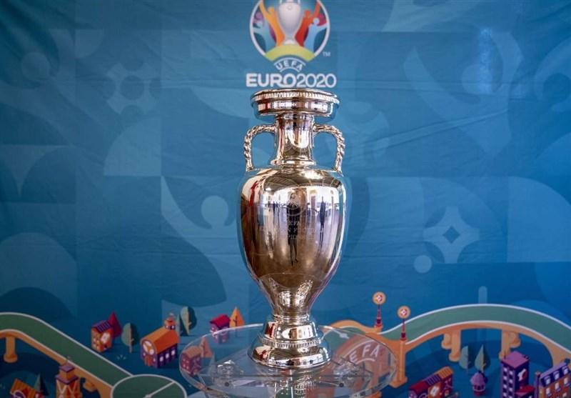 برنامه کامل و ساعت بازیهای یورو 2020