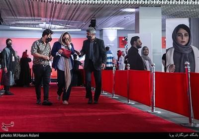 اکران خصوصی سریال «زخم کاری» به کارگردانی محمدحسین مهدویان