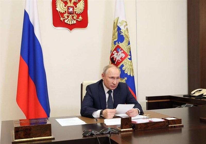 واکنش پوتین به طرح پیراهن اوکراین در یورو؛ اوکراین قادر به تشخیص دموکراسی نیست