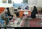 تیم درمانی جهادی بسیج به منطقه محروم «پشته حسین آباد» خرمآباد اعزام شد+تصاویر