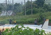 Military Plane Crashes near Myanmar's Mandalay, Killing 12: Fire Service