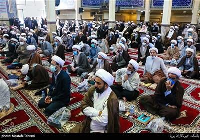 گردهمایی روحانیون و ائمه جماعت تهران