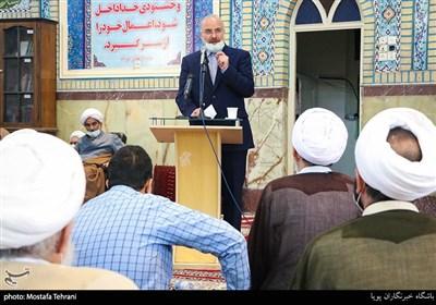 سخنرانی محمد باقر قالیباف رئیس مجلس شورای اسلامی