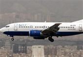 انفجار موتور هواپیمای بوئینگ 737 کاسپین تکذیب شد