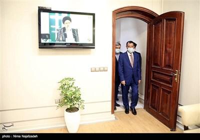نشست مشترک وزیران کشاورزی ایران و عراق - مشهد