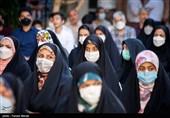 نخستین ستاد انتخاباتی بانوان رئیسی در اصفهان افتتاح شد