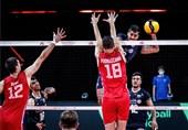Marko Podrascanin So Happy to Beat Iran in VNL 2021
