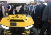 ساخت یک خودروی ویژه توسط شرکتهای دانش بنیان سپاه امام رضا(ع) / نمونههای چینی قیمت 4 برابری دارند