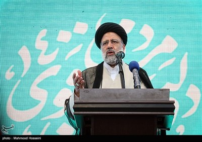 Ebrahim Raeisi Elected Iran's New President, Preliminary Results Show