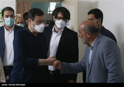 سیدامیرحسین قاضی زاده هاشمی کاندیدای سیزدهمین دوره انتخابات ریاست جمهوری