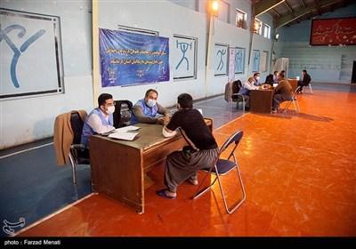 آیین آزادسازی زندانیان مالی در کرمانشاه