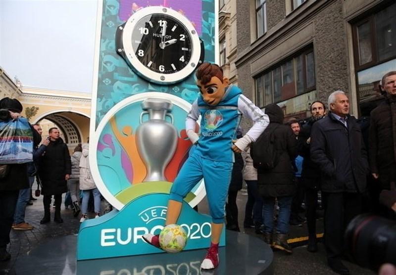 سوروخین: روسیه میزبان مستقل یورو میشود