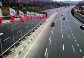 15 کیلومتر راه اصلی به مناسبت عیدغدیر در آذربایجانغربی افتتاح شد