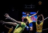 لیگ ملتهای والیبال| پیروزی آسان ابرقدرتها/ ایران در جایگاه ششم قرار گرفت + برنامه بازیهای امروز و جدول