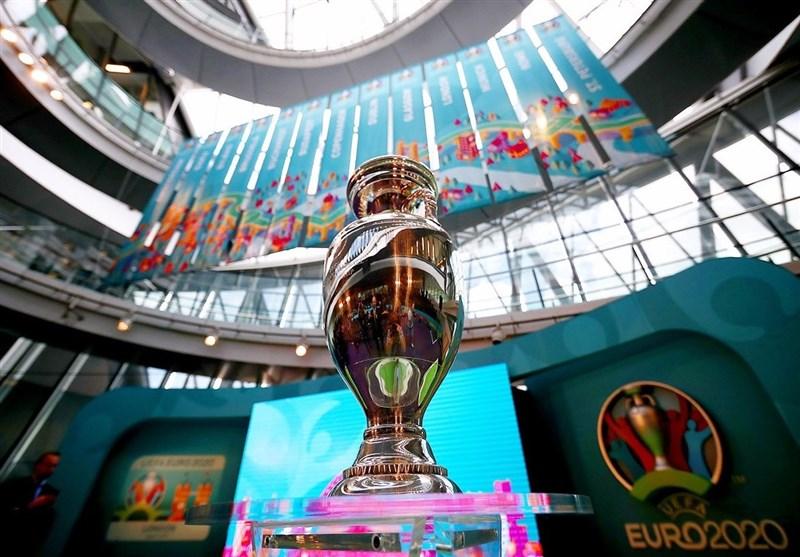 یورو 2020| 16 تیم مرحله یک هشتم نهایی رقبای خود را شناختند + برنامه بازیها و نمودار جام تا فینال