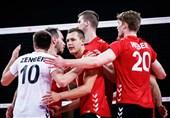 VNL 2021: Iran Falls Short against Germany