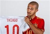 یورو 2020| تیاگو: بازی خوبی مقابل سوئد به نمایش خواهیم گذاشت/ لیگ برتر ریتم متفاوتی دارد