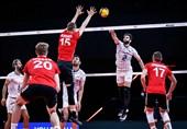 لیگ ملتهای والیبال| خطای سرویس، بلای جان تیم ایران + عکس