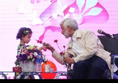 نشست دختران رای اولی با سعید جلیلی