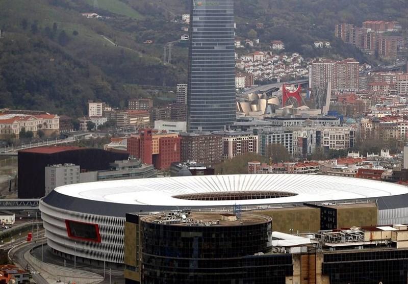 حق میزبانی «بیلبائو» از فینال لیگ اروپا به دلیل از دست دادن میزبانی یورو