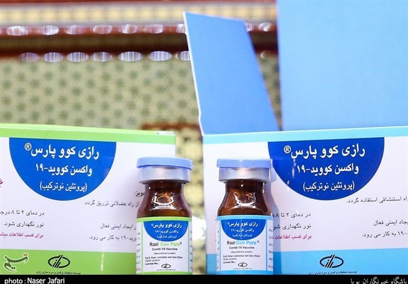 Safety of Iranian Recombinant Protein Vaccine for COVID-19 Confirmed