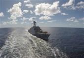 ناوگروه 76 نیروی دریایی ارتش بعد از حضور در دریای سرخ به کشور بازگشت