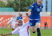 Iran in Pot 2 of AFC Women's Asian Cup Qualification