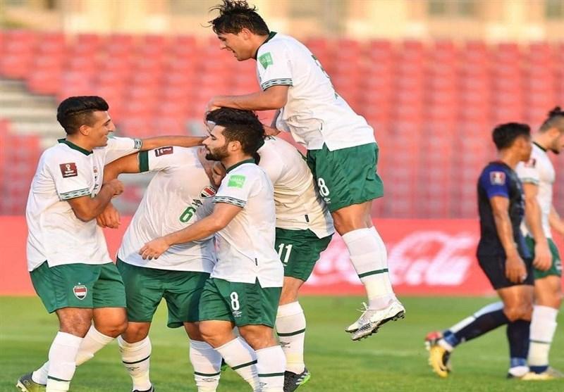 انتخابی جام جهانی 2022| پیروزی خفیف عراق برابر هنگکنگ/ تداوم صدرنشینی شاگردان کاتانتس