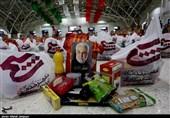 2700 بسته معیشتی همزمان با دهه امامت و ولایت در شیراز توزیع شد