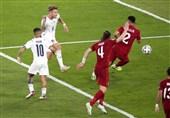 یورو 2020  ابراز خوشحالی ایموبیله بابت گلزنی در دیدار افتتاحیه
