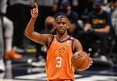 لیگ NBA| سانز در یک قدمی فینال کنفرانس غرب/ فیلادلفیا از سد هاوکس گذشت + عکس و جدول