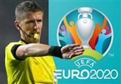 یورو 2020  یک ایتالیایی دیدار «انگلیس - کرواسی» را سوت میزند