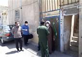 مسئولان ارشد سپاه استان زنجان از خانوادههای محروم دیدار کردند + تصاویر